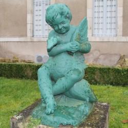Enfant au cygne – Musée – Toul