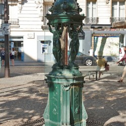 Fontaine Wallace – Place de Passy – Paris (75016)