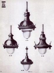 DUR_ECL_PL62 – Lanternes