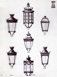 DUR_ECL_PL64 – Lanternes