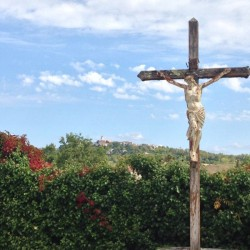 Christ en croix – Saint-Hugues – Puylaroque