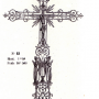 Fonte funéraire - cimetière - Dagny-Lambercy - Image20