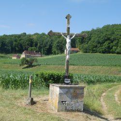 Christ en croix  – Jayac