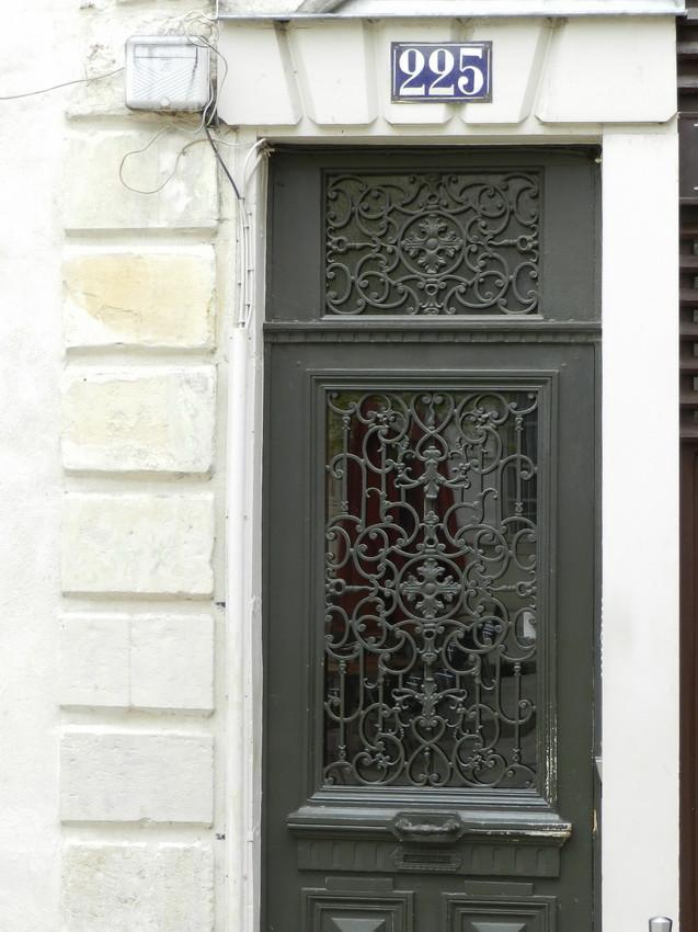 panneau de porte et imposte rue de bourgogne orl ans. Black Bedroom Furniture Sets. Home Design Ideas