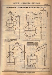 BROU_1923_PL036 – Trompettes, plongeurs et colonnes montantes