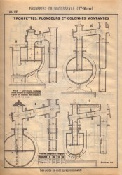 BROU_1923_PL037 – Trompettes, plongeurs et colonnes montantes