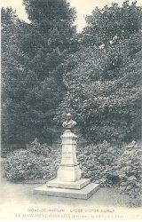 Monument à Aimé Darrasse (Fondu) (Remplacé) – Mont-de-Marsan