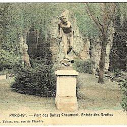 Le Pilleur des mers –  Parc des Buttes-Chaumont – Paris (75019)  (Fondu)