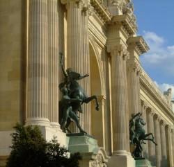 Groupe équestre – Palais de la Découverte – Paris (75008)
