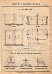 BROU_1923_PL077 – Épurateurs