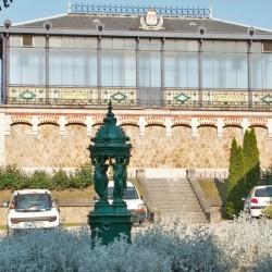 Fontaine Wallace – Rue de la Tombe-Issoire – Paris (75014)