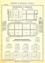 BROU_1923_PL081 – Épurateurs à panneaux
