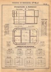 BROU_1923_PL082 – Épurateurs à panneaux