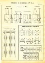 BROU_1923_PL102 – Valves à gaz