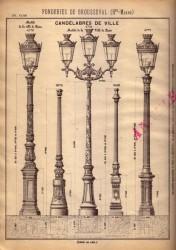 BROU_1923_PL108 – Candélabres de ville