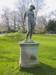 La Pureté (Les Hellènes de France) – Parc Montsouris – Paris (75014)
