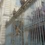 Grilles et portail de l'Hôtel-Dieu – Lons-le-Saunier