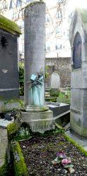 Ornements de sépulture des divisions 8 à 16 – Cimetière de Montmartre – Paris (75018)