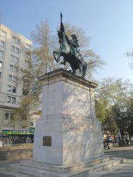 Monument au Général San Martin – Santiago de Chile