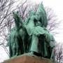 Monument à Alexandre Ier de Yougoslavie et Pierre Ier de Serbie - Paris (75016) - Image1