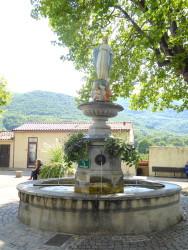 Fontaine de la Vierge de Rome – Saint-Amans-Soult