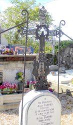 Croix de cimetière – Réalville