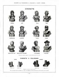BAY_F4_PL301 – Chenets, chenets à colonnes