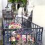 Ornements de sépulture (entourages) - Division 92 - Cimetière du Père Lachaise - Paris (75020) - Image9
