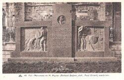 Monument à Paul Bignon (fondu) – Eu