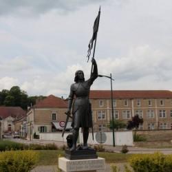 Statue Jeanne d'Arc – Vaucouleurs