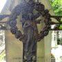 Corbeilles, ornements et croix - Division 70 - Cimetière du Père Lachaise - Paris (75020) - Image4