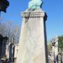 Buste de Jules Baillarger - Cimetière de Montparnasse - Paris (75014) - Image1