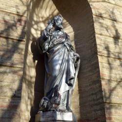 Statue de Saint Pierre – Ondes