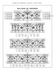 BAY_F2_PL111 – Balcons de croisées