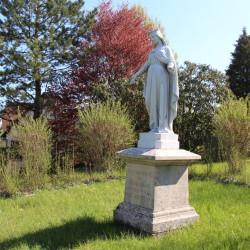 Statue de la Vierge – Chancenay