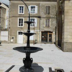 fontaine argenton sur creuse