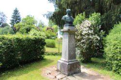 Monument à Jules Liègeois – Bains-les-Bains