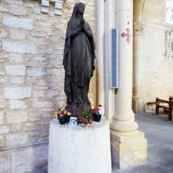 Vierge de Lourdes – Fumel