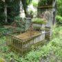 Entourages de tombes  - Division 17 - Cimetière du Père Lachaise - Paris (75020) - Image5