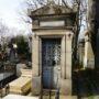 Portes de chapelles sépulcrales - Division 52 - Cimetière du Père Lachaise - Paris (75020) - Image7