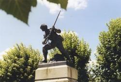 Monument aux morts 1870 – Nontron