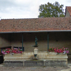 Fontaine – Giey-sur-Aujon ( Volée)