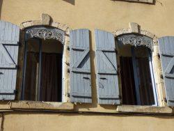 Lambrequins – Rue Henri Silhol – Aubenas