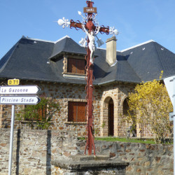 Christ – Sauveterre-de-Rouergue