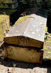 Sépulture Lagaspie – Cimetière de la ville – Cahors