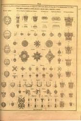 AND_PL014 – Mascarons, chapiteaux et bases, rosaces, frises, clous et poignées de porte