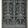 Portes de chapelles sépulcrales  - Division 30 - Cimetière du Père Lachaise - Paris (75020) - Image3