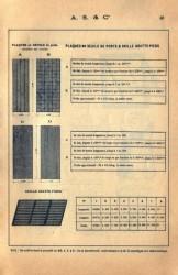 SAL_V1900_PL048 – Plaques ou seuils de porte – Grille gratte-pieds