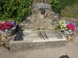 Fontaine – Rodelle