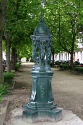 Fontaine Wallace – Cours Arnozan – Bordeaux